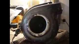 Вентилятор обдува ГАЗ 53(обдув заднего стекла)