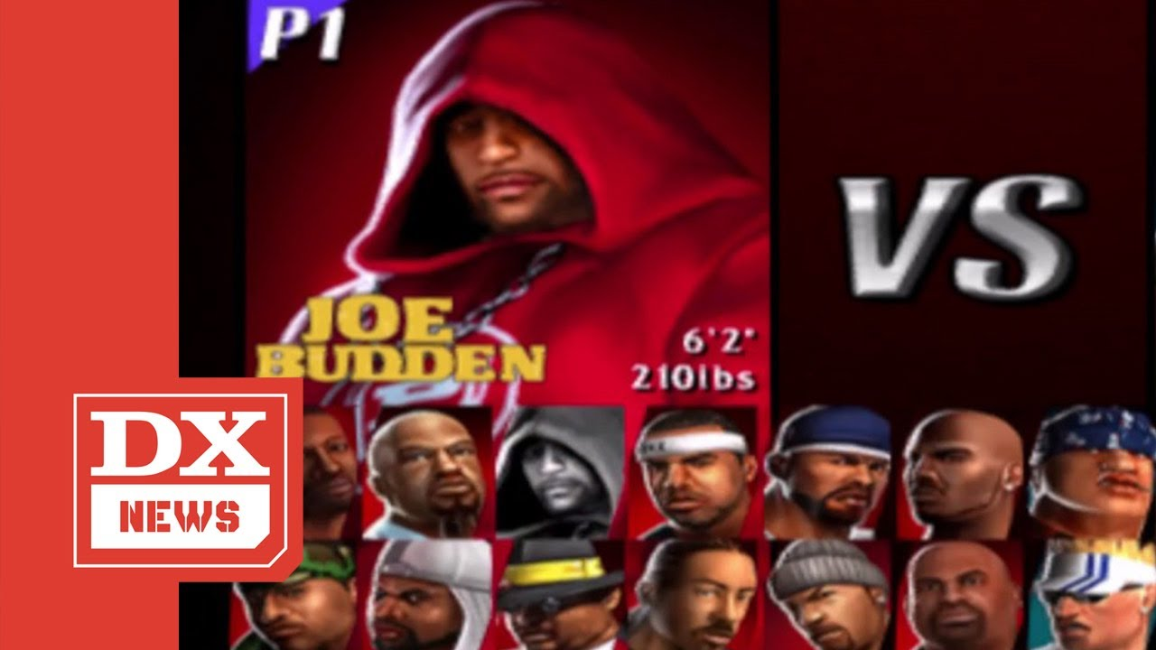 Def Jam Hints At Doing At Another Fighting Video Game