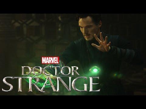Marvel's Doctor Strange - Kraft - Marvel HD
