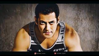Salman Khan special Whatsapp Status video 😎😎 || Salman Khan Whatsapp Status || Zakhmi Tiger Edits