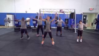 HealthWorks!  Youth Fitness 101 - Cardio 1  |  Cincinnati Children's
