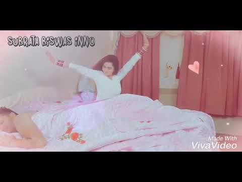 Saanson Ko❤️❤️cute Husband Wife Love😍😘WhatsApp Status Video