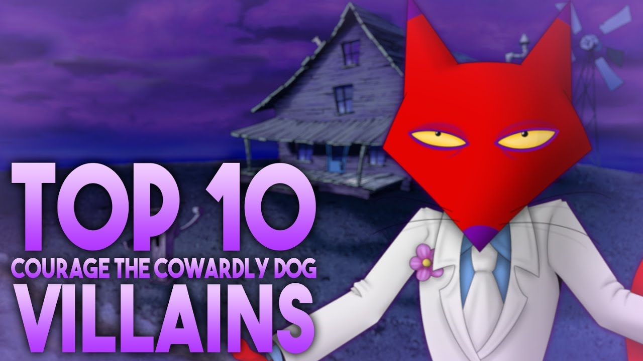 Courage The Cowardly Dog Show