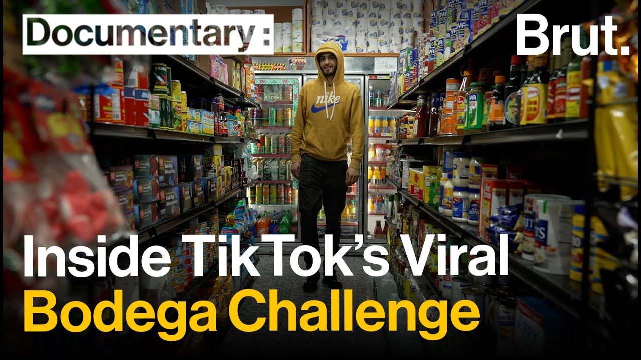 The Real Story Behind the Viral #BodegaChallenge