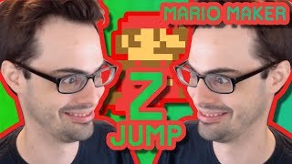 Mario Maker - Sorry Carl, Blasting Machine, Shovel Knight Music, and More Cool Levels #22