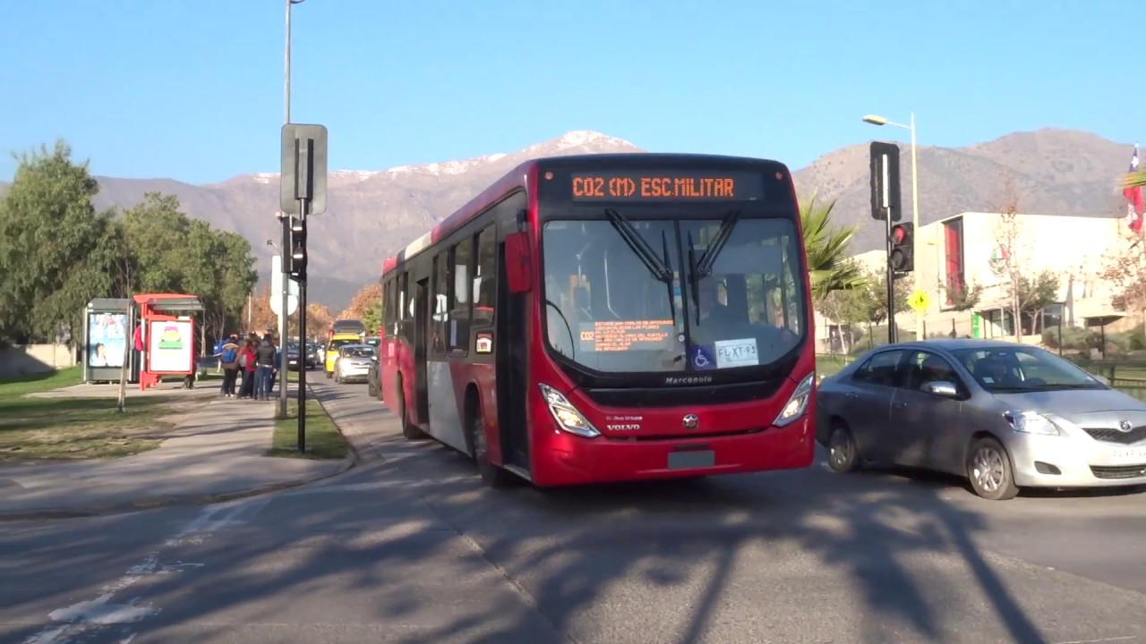 Marcopolo Torino Low Entry / Volvo B8R Euro 6/ Redbus - YouTube