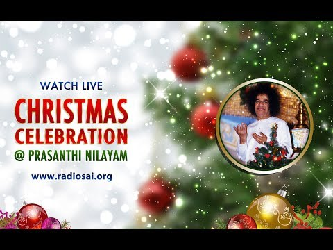 Drama Presentation by the Sathya Sai Education Students, Australia at Prasanthi Nilayam- 26 Dec 2017