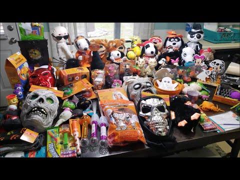 (Massive) CVS Pharmacy Halloween Clearance 75% Off Haul 2019