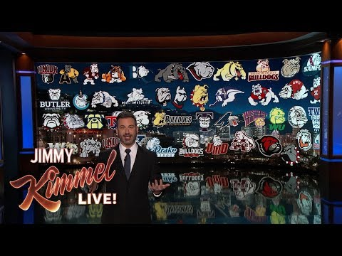 Jimmy Kimmel Not Convinced Gonzaga is Real