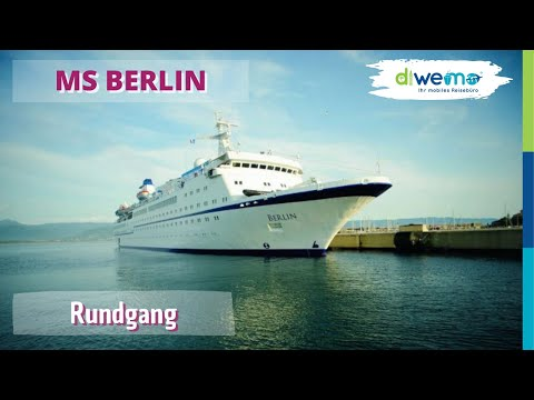 MS Berlin - Rundgang