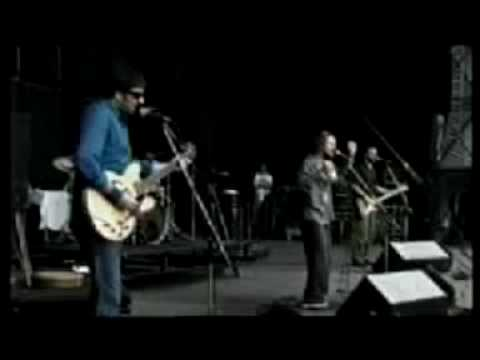 Hothouse Flowers You Can Love Me NOw Fuji Rock Festival 2001