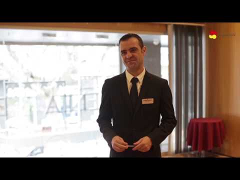 Alexis, Barcelona: Floor Manager in a 4-star Hotel and Erasmus Tutor , Espamob