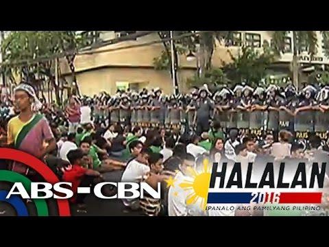 TV Patrol: Protesta sa Muntinlupa, nauwi sa tensyon