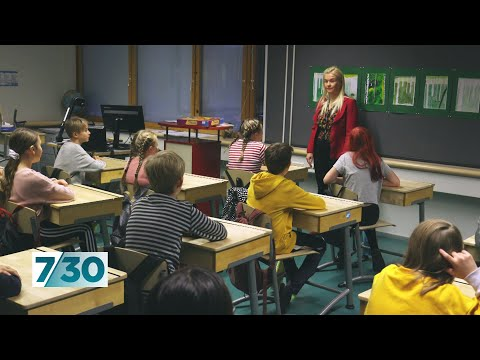 Why Finland's schools outperform most others across the developed world | 7.30