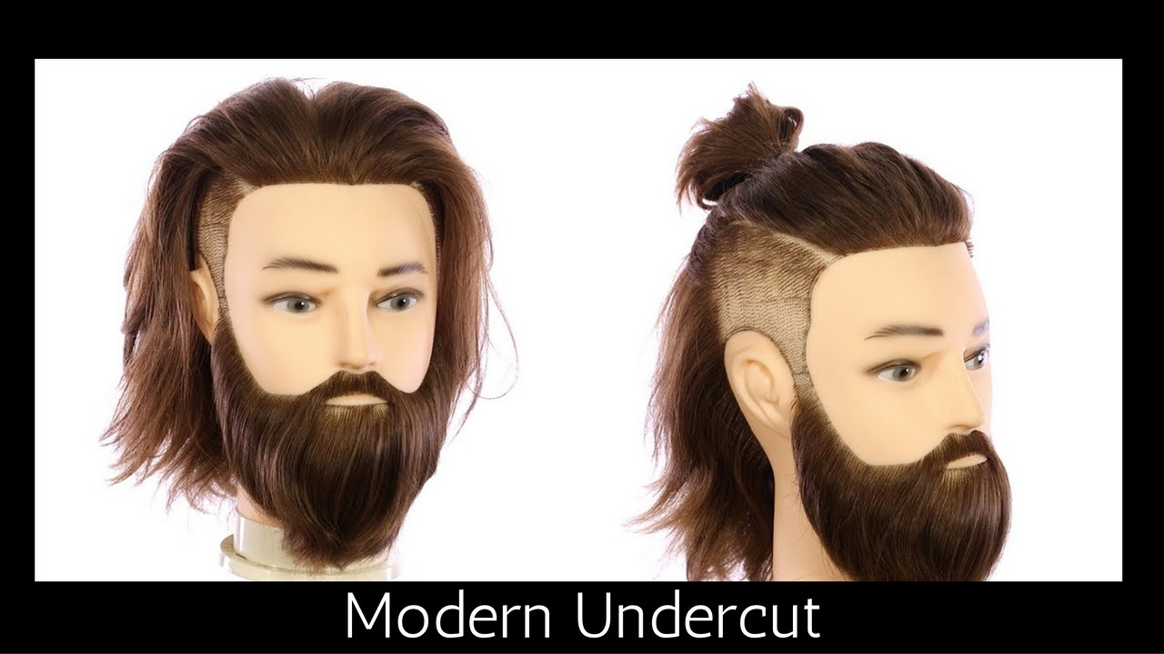 long hair style pictures modern undercut haircut tutorial thesalonguy 4720 | maxresdefault