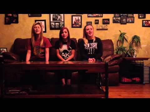 Wrecking Ball 3 part harmonies- JEB