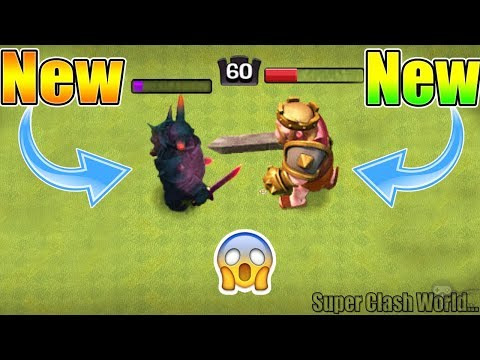 WoW.. Max Level 8 PEKKA Vs Max Level 60 Barbarian KING | Clash Of Clans