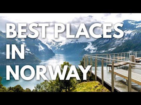 10 Best Travel Destinations in Norway