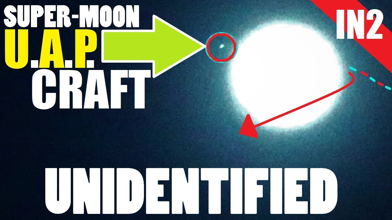 Multiple Unidentified Objects Bugs? CHASE Each other Around Super Moon of April 26th 2021