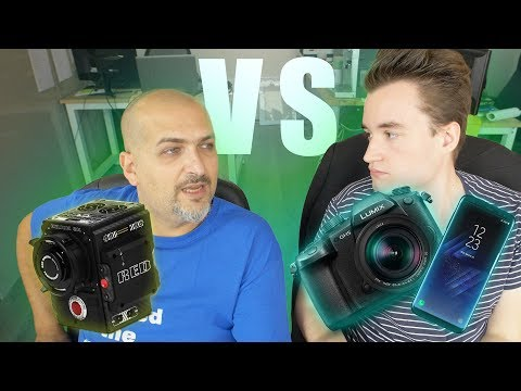 RED 8K VS LE MONDE ! (feat Epenser)