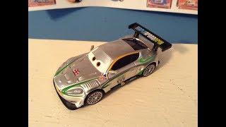 Disney Cars Silver Racers Nigel Gearsley Review