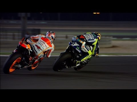 MotoGP™ Qatar 2014 -- Best slow motion