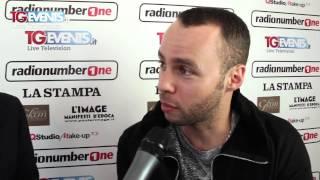 Festival di Sanremo 2015 - Marlon Roudette - Interview English Version