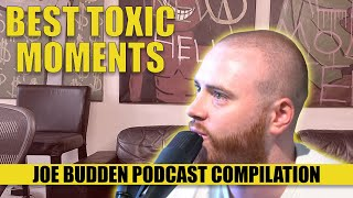 Best Toxic Moments | The Joe Budden Podcast (Compilation)