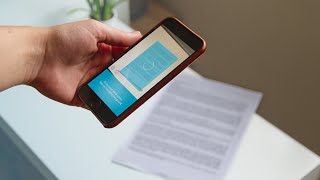 How to Scan Documents using your Phone
