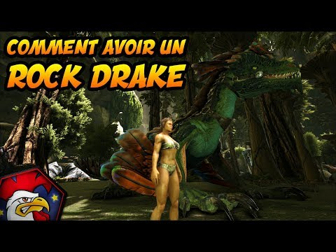 [TUTO ARK PC XBOX PS4] #59 Rock Drake Abérration