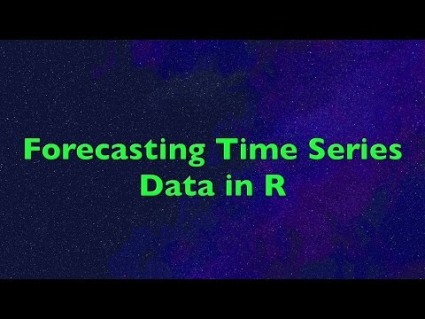Forecasting Time Series Data in R | Facebook's Prophet Package 2017 & Tom Brady's Wikipedia data