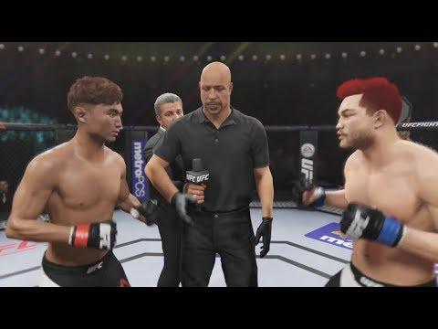 UFC 최두호 vs 라울 베어드