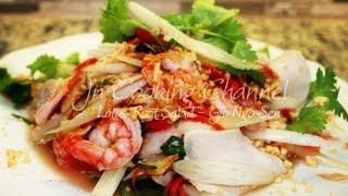 Jn Lotus Root Salad