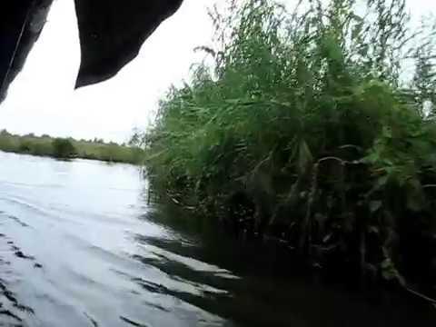 Le canal des pangalanes en takatak