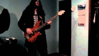 Devin Townsend - Hyperdrive (Full Band Cover By Little V)