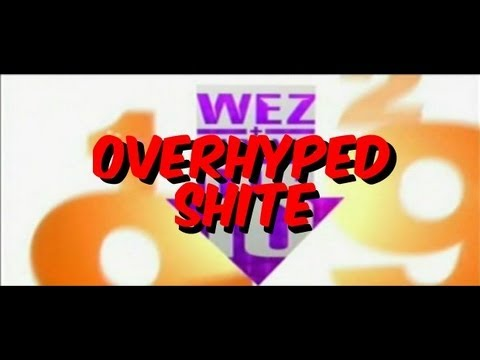 Top 10 Overhyped Shite Games - Wez and Larry&39;s Top Tens
