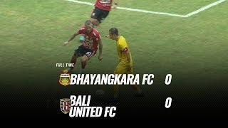 Bhayangkara FC 0 - 0 Bali United