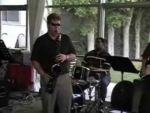 """""""All Blues"""" by Miles Davis as played by Brian Grace on sax with Lightfoot band - Los Angeles, CA"""