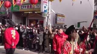 2014年1月31日~2月14日に開催された長崎ランタンフェスティ...