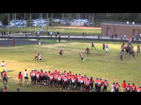 Mallard Creek HS #9 Jamel Harbison Full Season 2011