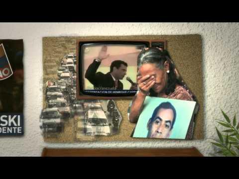 Verdadera historia de Henrique Capriles Radonski