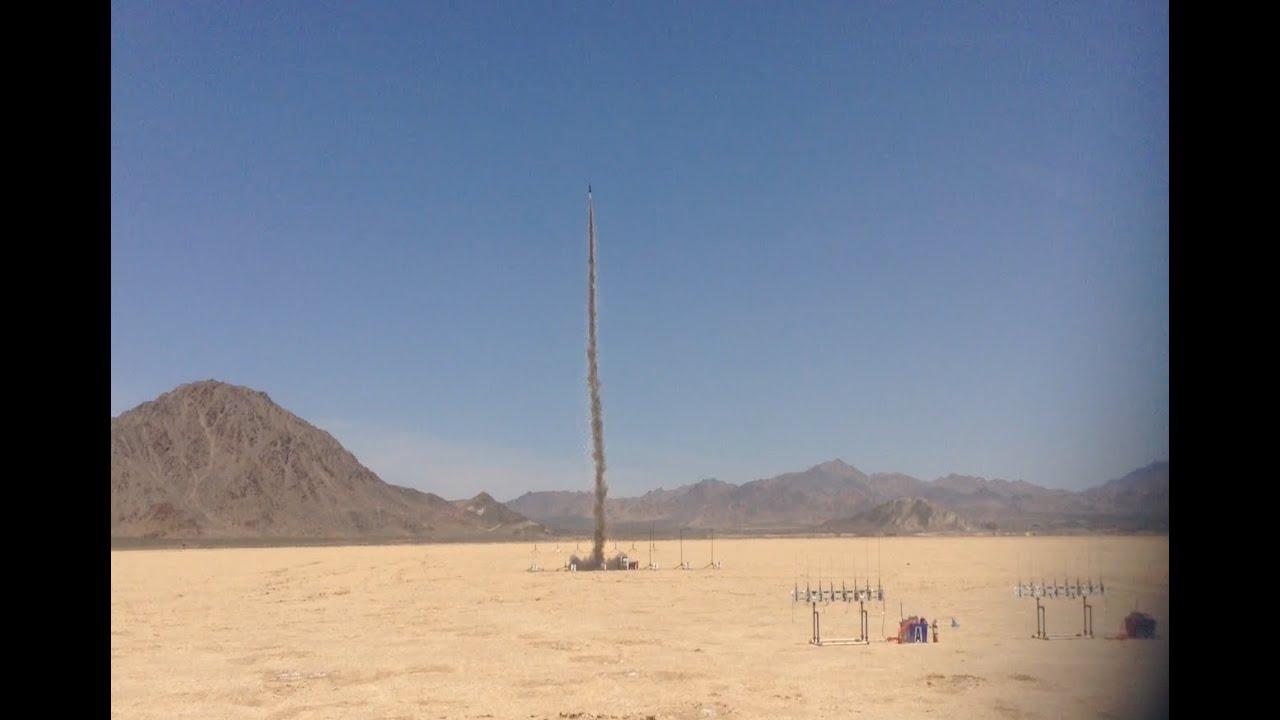 Estes 29mm Big Daddy Rocket Launch Nar L1 Certification Youtube