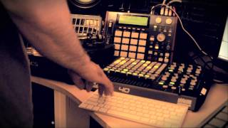 Memorecks - Passing By (Instrumental) (APC40 + Live 8)