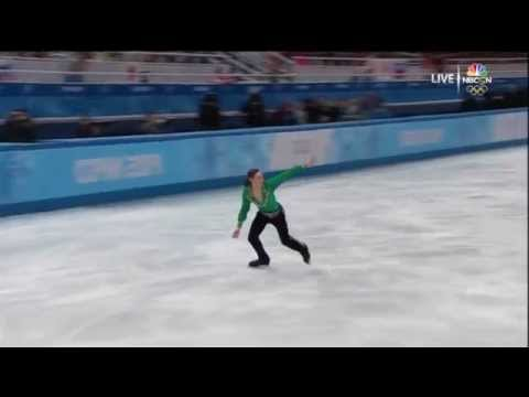 2014 Olympics Men LP 24 BROWN Jason USA