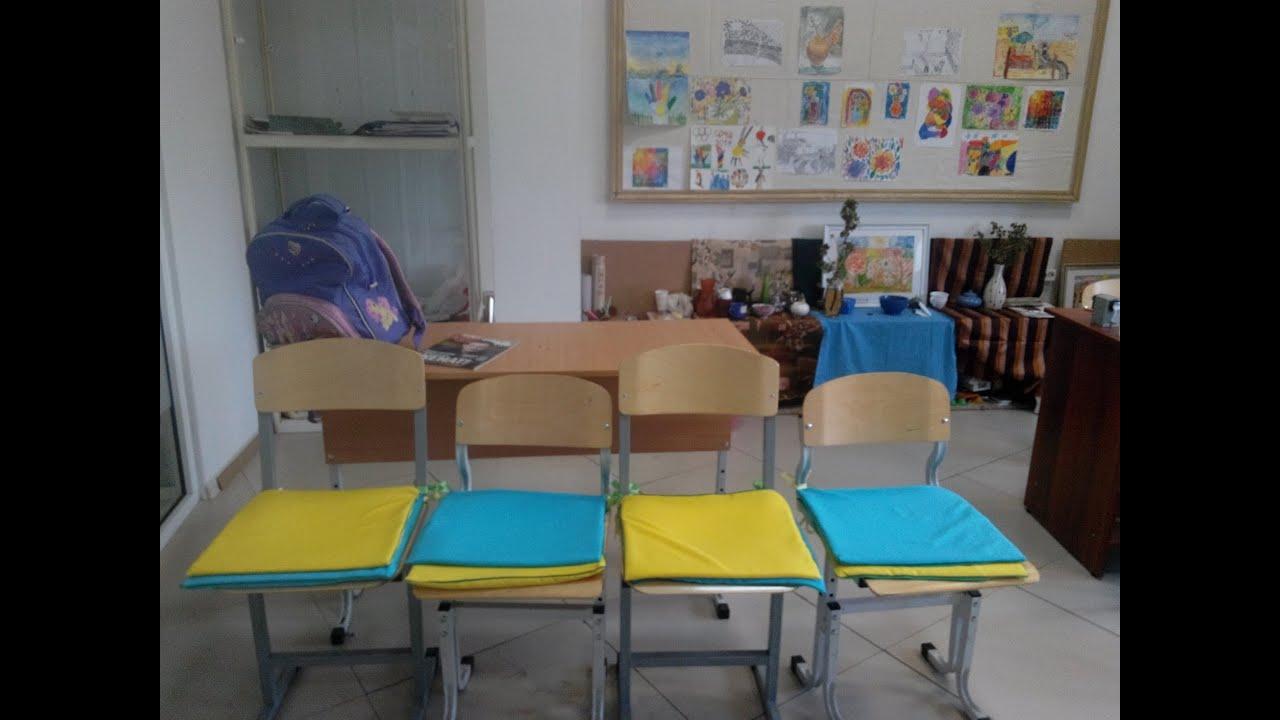 Мягкая сидушка для стула сшить фото 967