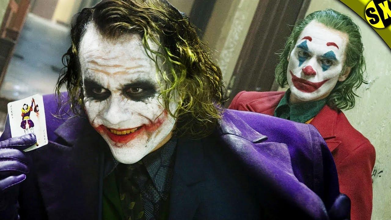 Joaquin Phoenix Vs Heath Ledger | Who Is The Best Actor ? Hindi