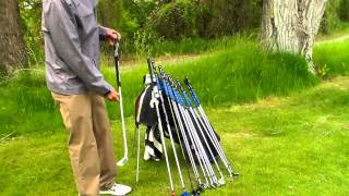 Golf 101: Basic Fundamentals of Golf/ Video 2 of 10- Equipment