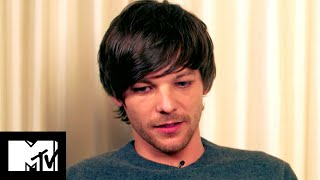 Louis Tomlinson On The Emotion Of Writing 'Two Of Us' | MTV Music Video
