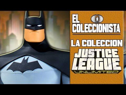 La coleccion Justice League Unlimited - El Coleccionista