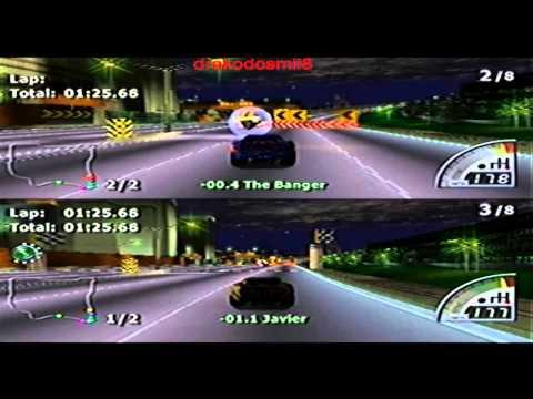 تحميل لعبة السيارات المتشقلبة او Rumble Racing   Doovi
